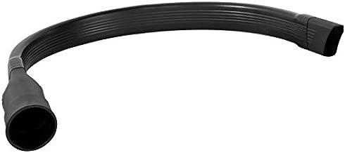 Rowenta Universal Manguera ZR902901 - Accesorio flexible y suministro de vacío para aspiradora, 3.2 cm, 60 mm, negro