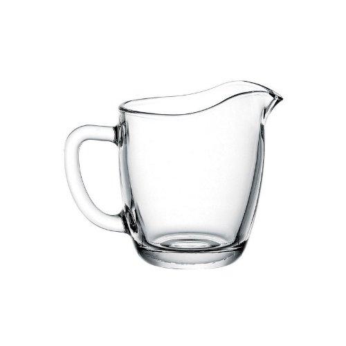 Creamer Milchkännchen Milchkanne Sahne Glas Sahnekanne