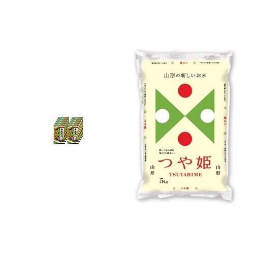 味の素 Cook Do 青椒肉絲用 58g×10個 +  【精米】山形県産 白米 つや姫 5kg 令和元年産