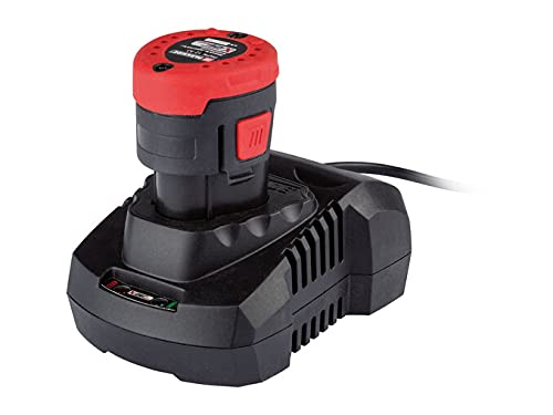 Parkside 2 Ah 12 V Batterie (PAPK 12 A3) + 2,4 A Ladegerät (PLGK 12 A2)