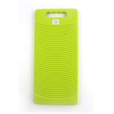 MZD - Tabla rectangular de plástico para lavar la ropa, 50 cm de largo
