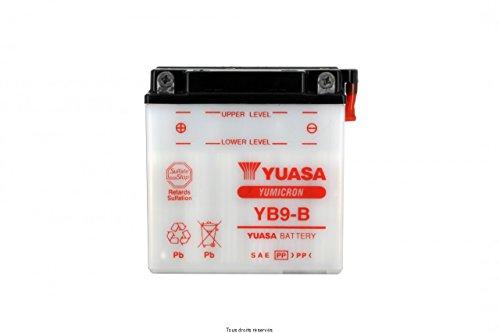 Yuasa BATTERIE YB9-B (DC)