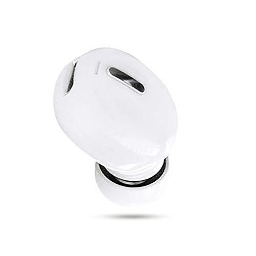 DIOI Mini Wireless Bluetooth 5.0 hoofdtelefoon, in het oor sport met microfoon handsfree hoofdtelefoon oortjes voor alle telefoons