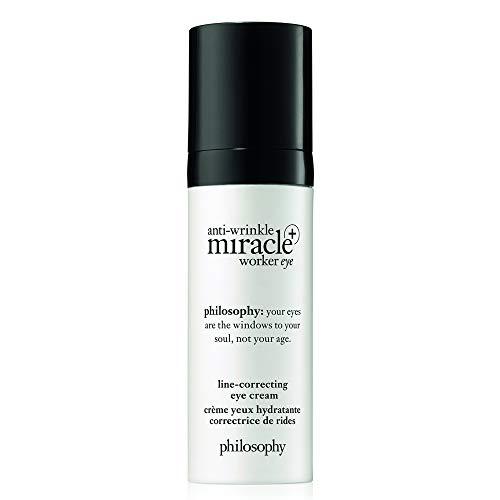 philosophy anti-wrinkle miracle worker - eye cream, 0.5 oz