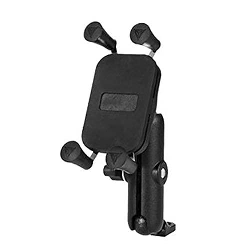 Supporto GPS per, Basamento del Telefono del Supporto del Telefono Cellulare del Motociclo Universale GPS Staffa di Montaggio per Smartphone per iPhone 4-6,5 Pollici (Colore : Mirror Holder)