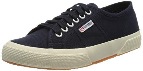Superga 2750 Cotu Classic Sneaker, Scarpe da Ginnastica Uomo, Blu Navy S933, 43 EU
