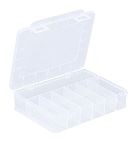 Allit 457180 Sortimentskasten, transparent, Stück