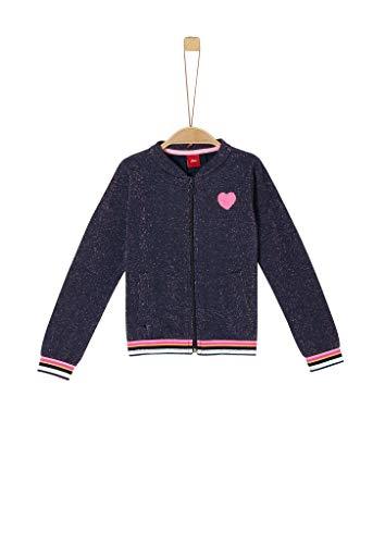 s.Oliver Junior Mädchen 403.10.008.14.150.2041824 Sweatshirt, 59W4, 128/134 /REG