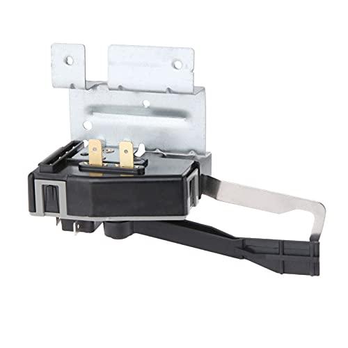 Junlucki Nuevo Reemplaza el Interruptor de Bloqueo de la Tapa de la Lavadora para Frigidaire Kenmore Gibson Westinghouse Kelvinator Tappan AP2108159 PS648775 134101800