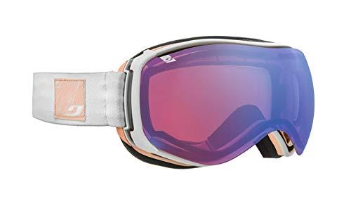 Julbo ventilate skibril voor dames, roze/grijs, L+