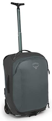 Osprey Europe Unisex's Rolling Transporter Carry-On 38 Wheeled Luggage, Pointbreak Grey, O/S