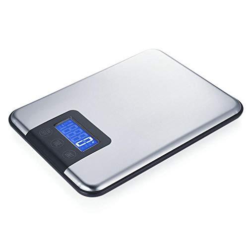 LCD Digital Waagen Haushalt Küchenwaage Lebensmittel Elektronische Post 15kg / 1g Backen Kochen Werkzeug Balance Diät Wiegen