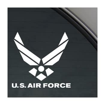 United States Air Force Car Decal US Military Gifts USAF Products