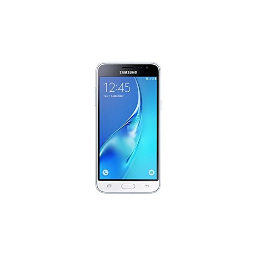 Samsung Galaxy J3 Smartphone, 8 GB, Bianco