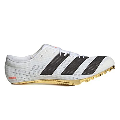 adidas Adizero Finesse, Zapatillas de Atletismo Unisex Adulto, FTWBLA/NEGBÁS/Rojsol, 44 2/3 EU
