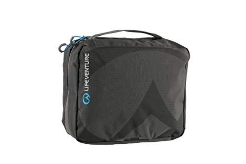 Lifeventure 64045 Wash Bag - Large (Grey) Unisex-Adult