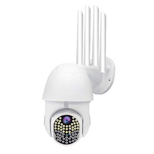 Cámara de vigilancia inalámbrica para exteriores, sistema de vigilancia de seguridad 1080P, con función de detección de movimiento, IP66 a prueba de agua, a prueba de polvo y almacenamiento en la nube