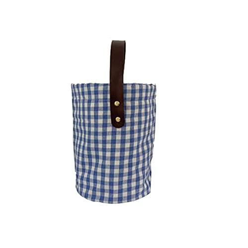 Huposdxjwcb Borsa Frigo Grande Borsa da pranzo in tela sacchetto della secchiello, sacchetti per il pranzo riutilizzabili, borsa da picnic, borsetta per il pranzo Borsa per la borsa per il lavoro da p