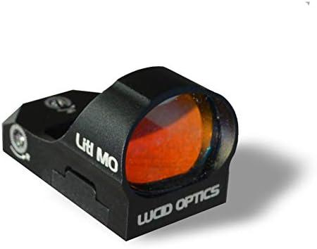 LUCID Litl Mo Micro Reflex Sight Black product image