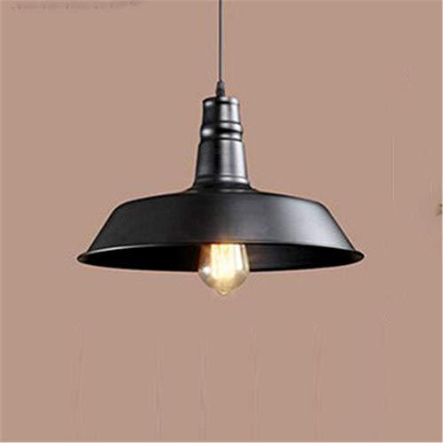 Kleine creatieve lampenkap van glas, rond, met enkele kop, voor eetkamer, eetkamer, eetkamer, kroonluchter, A3_30 x 24 cm