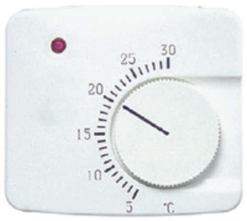 Niessen arco - Termostato calefacción serie arco blanco marfil