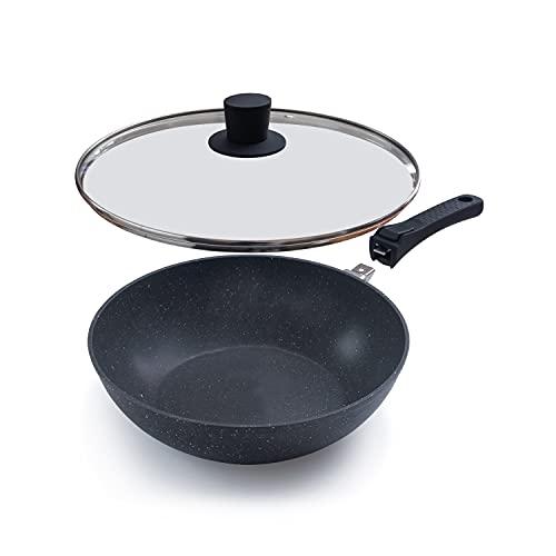 Non-Stick Wok Pan...