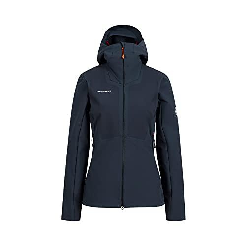 Mammut Aenergy Pro SO Hooded Women's Jacket Marine XL