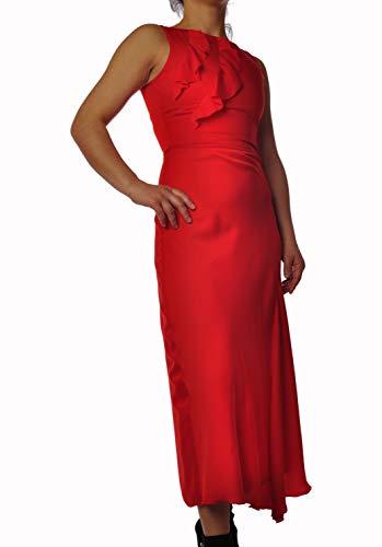 PATRIZIA PEPE jurk lang zonder mouwen 2A1673 Tg