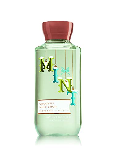 Bath & Body Works Duschgel - Coconut Mint Drop (295ml)