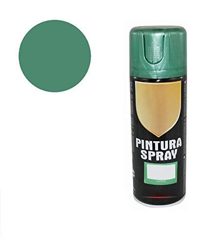 8594 Pintura Spray Verde Metalizado 400 Ml