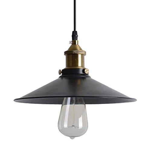 Suspensions Ronde pays américain en verre lustres créative personnalité salon lampe restaurant lumières bougie lumières seau lustres