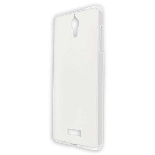 caseroxx TPU-Hülle für Coolpad Modena 2, Handy Hülle Tasche (TPU-Hülle in transparent)