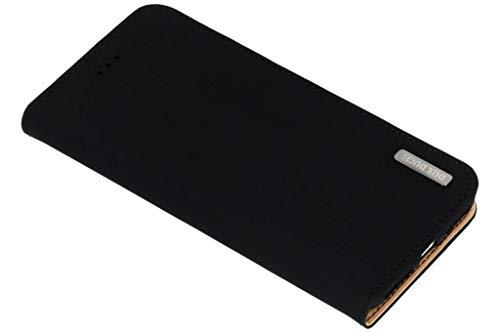 Dux Ducis - Funda de piel para iPhone 8 Plus / 7 Plus, color negro