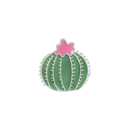 JTXZD Broche Cactus X luier Super leuke cactus-collectie dierpartij is geen steelkralen ball-Saguaro potlood cultuurbroche stiften