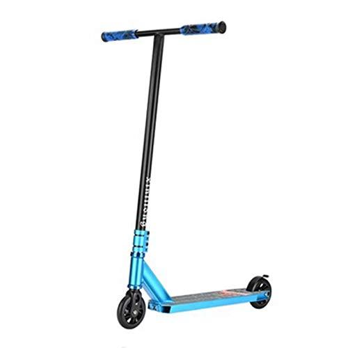 Patinetes Stunt Scooter, Street Trick Scooter Con Ruedas De Poliuretano De 100 Mm, Rodamientos ABEC-9, Scooter Para Principiantes Para Niños Adolescentes, Freestyle Stunt Scooter A Partir De 8 Años