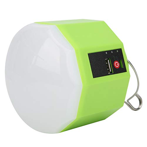 Solar Power Light, LED Solar Light, Batterie mit großer Kapazität Solar Charging für Camping im Freien Notfall Blackout Nachtmarktstände Outdoor-Partys