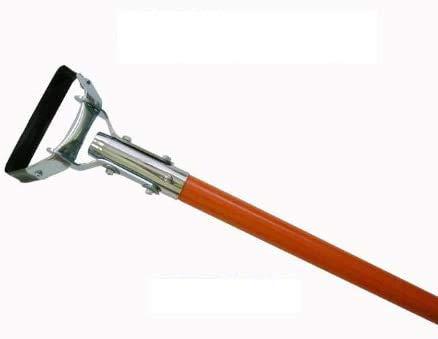 Forgecraft USA Hula Hoe (Scuffle Hoe) with Long Fiberglass Handle