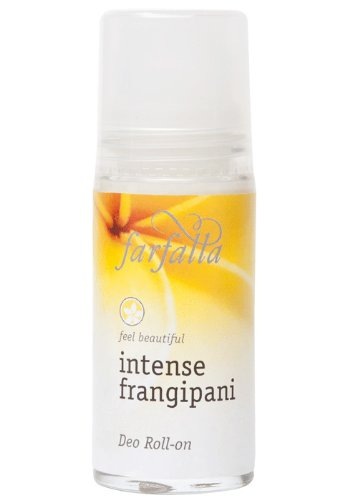 Farfalla: Deo Roll-on Intense Frangipani (50 ml)