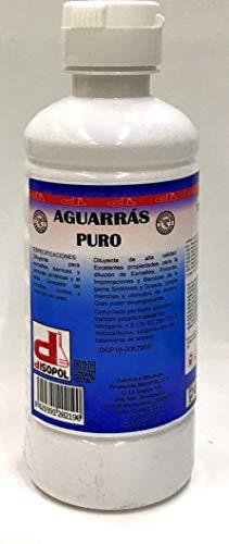 DISOPOL- Aguarrás Puro(500 ml)