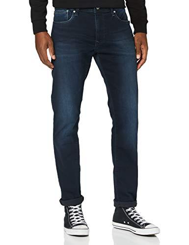 Pepe Jeans Stanley' Vaqueros, Azul (Denim XC), 32W / 32L para Hombre