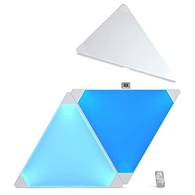 Nanoleaf NL22-0001TW-3PK Aurora Expansion Pack - 3 Panels
