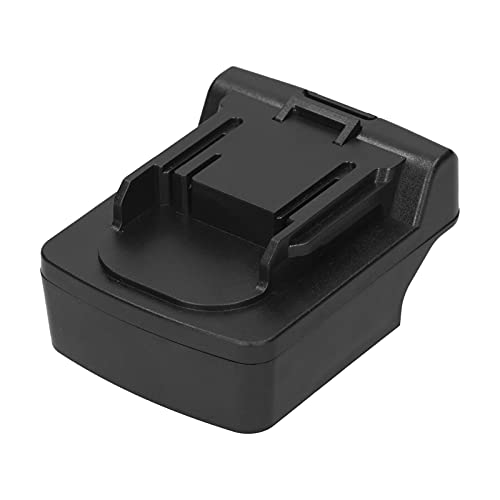 Daseey 18V Battery Converter Replacement for Converting Hitachi to Makita 18V-20V Lithium Battery Converter Accessory for Power Tools