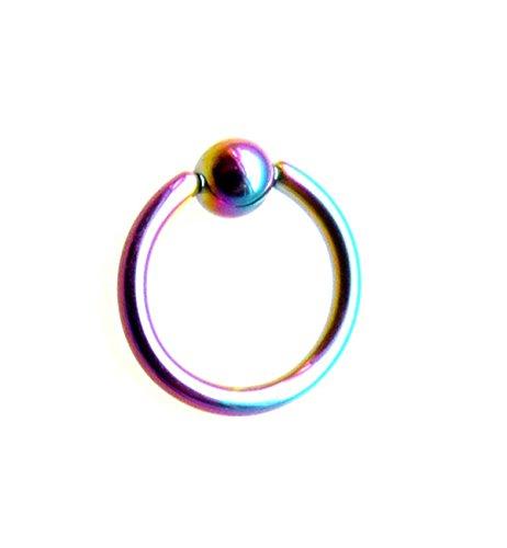tkkr2/piercing-Dreams BCR in titanio 1,2mm diametro 10MM. bunt