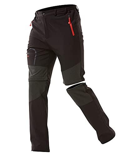 ZOEREA Pantalones Aire Libre de Hombre...