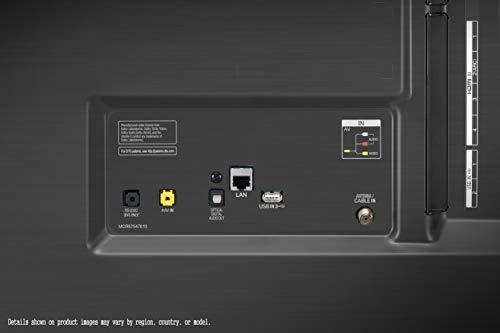 LG 75SM9900 189 cm (75 Zoll) NanoCell Fernseher (8K, 100 Hz, Smart TV) [Modelljahr 2019]