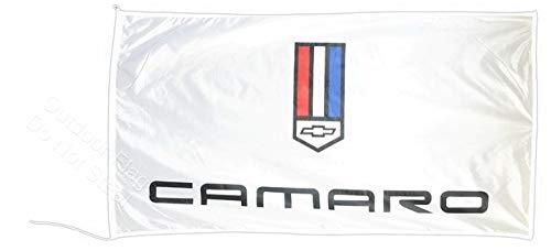 Cyn Flags Chevrolet Camaro Fahne Flagge 2.5x5 ft 150 x 90 cm