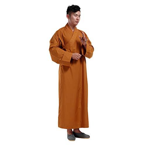 xHxttL Buddhistische Mönch Robe Kostüm...