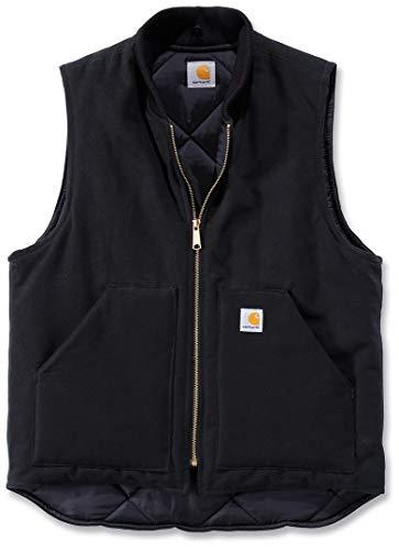 Carhartt Vest Artic, Taille:3XL, Couleur:Black