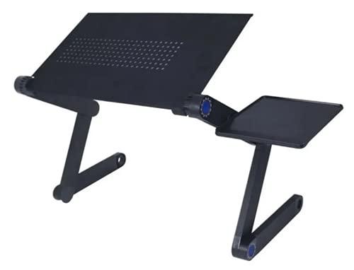 Mesa Suporte Articulado para Notebook com Mousepad - Travas 360° - Ângulo e Altura ajustáveis - Vexz
