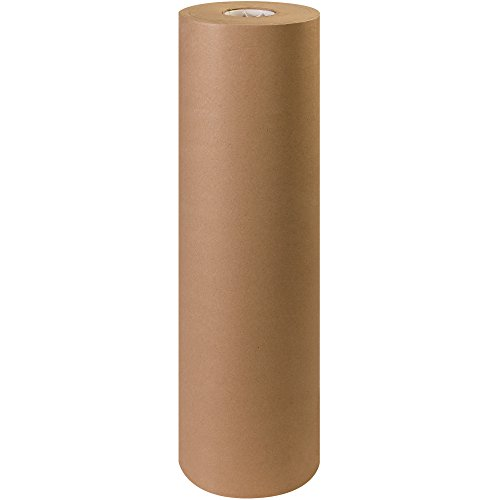 Boxes Fast Kraft Paper Roll, 60#, 30
